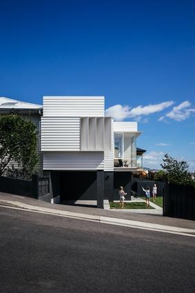 Mawhera Extension by Preston Lane Architects.