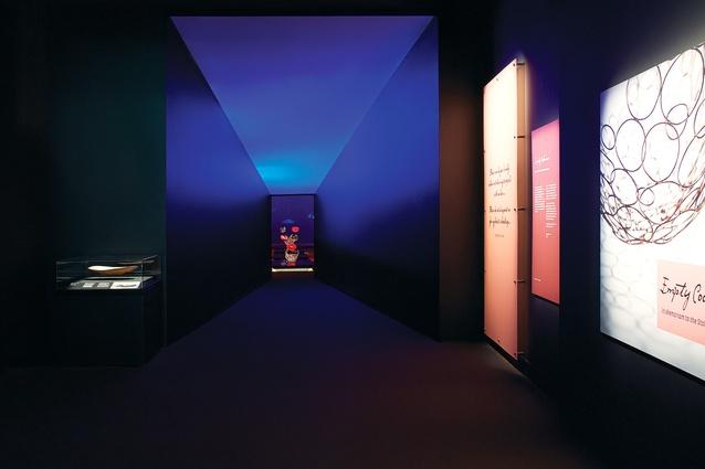Empty Coolamons: In Memoriam to the Stolen Generation by Museum Victoria Design Studio