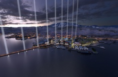 MONA unveils vision for Hobart's Macquarie Point renewal