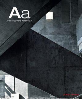 Architecture Australia, May 2006