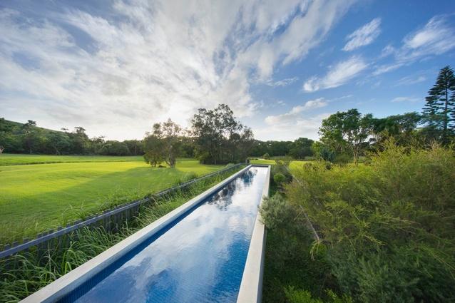Ohana House by Virginia Kerridge Architect and Jane Irwin Landscape Architecture.