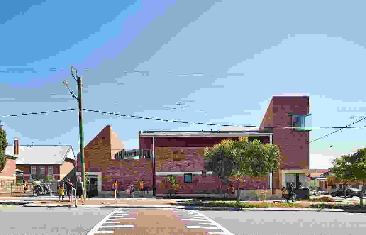 Highgate Primary School New Teaching Spaces by Iredale Pedersen Hook.