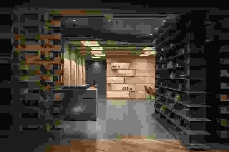 Roji Salon (ACT) by Craig Tan Architects.