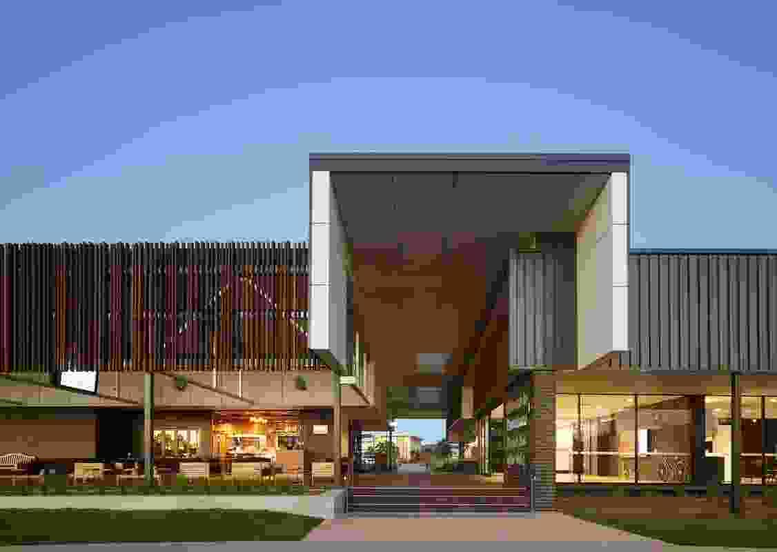 Providence by Ellivo Architects.