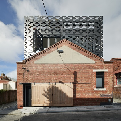 Waterloo Street by DKO Architecture.