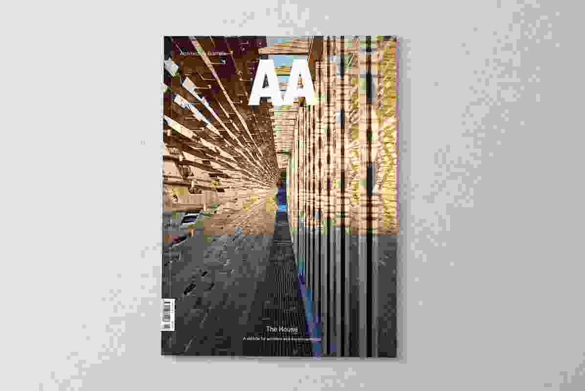 Architecture Australia March/April 2018.