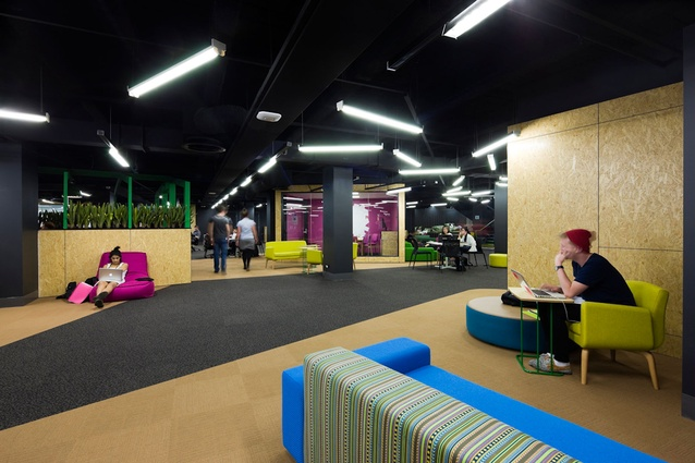 The University Of Adelaide Learning Hub Hassell