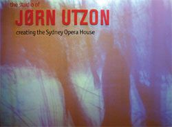 The film sequence at the entry to the exhibition showing Utzon walking in the woods in Denmark in 1968, following his forced departure from the project.