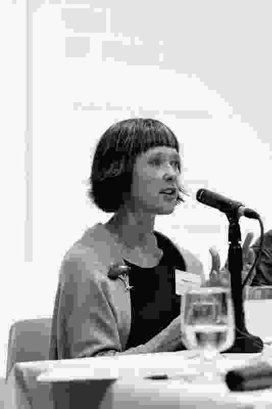 AA Roundtable panellist Natasha Palich.