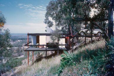Dobie house, Buderim, 1972.