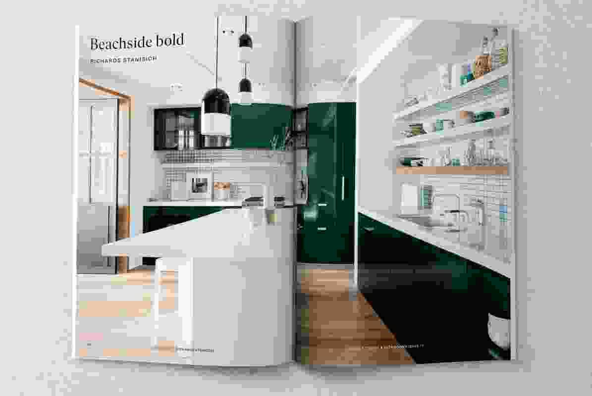 Kitchen by Richards Stanisich.