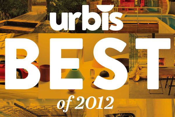 Urbis 'Best of 2012' issue.