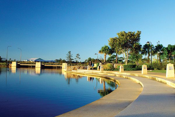 North Lakes was developed by Stockland and expects a final population figure of around 25,000.