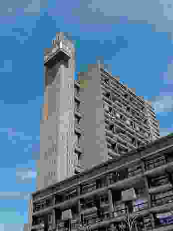 In High-Rise, Ballard's fictional residential tower block was inspired by Ernö Goldfinger's Trellick Tower (1968-1972), a 31-storeyed social housing block in West London, which is now a listed building.