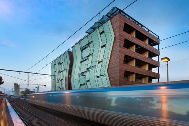 Victorian Premier Awards Apartments Top Gong Architectureau