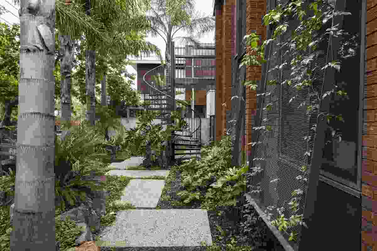 320 George Street By Fiona Harrisson and Simon Ellis Landscape Architects