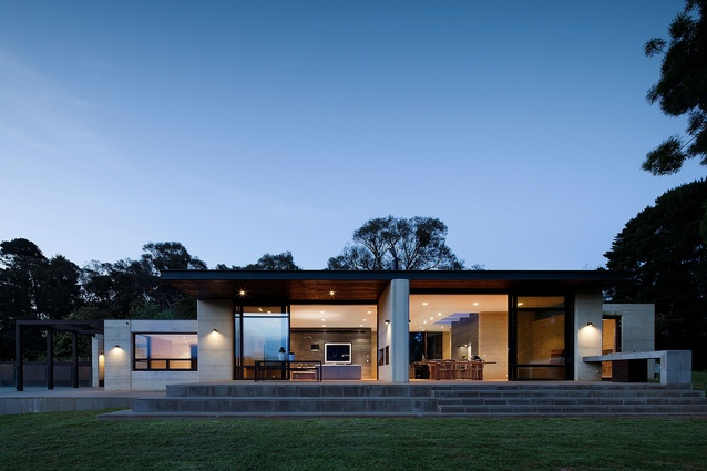Merricks House by Robson Rak Architects.