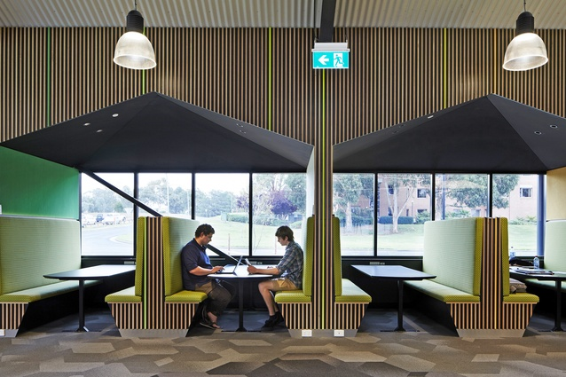 Charles Sturt University Engineering Building by Thomson Adsett.