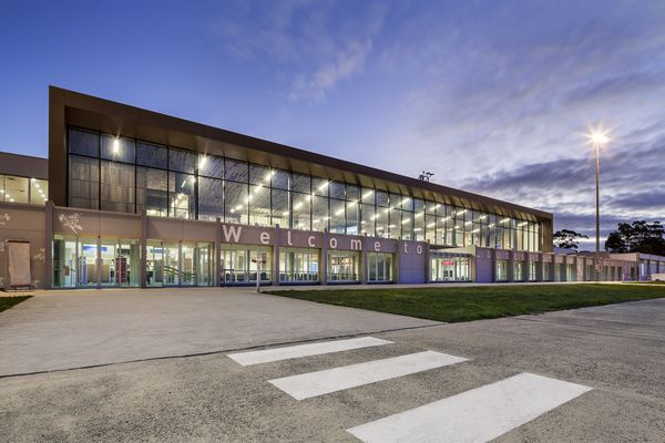 Launceston Airport Retail Transformation by The Buchan Group.