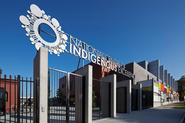 National Centre of Indigenous Excellence by Tonkin Zulaikha Greer.