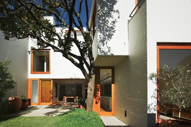 House Alteration and Addition over 200m² – Paddington House by Anthony Gill Architects.
