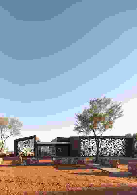 Wanarn Health Clinic by Kaunitz Yeung Architecture.