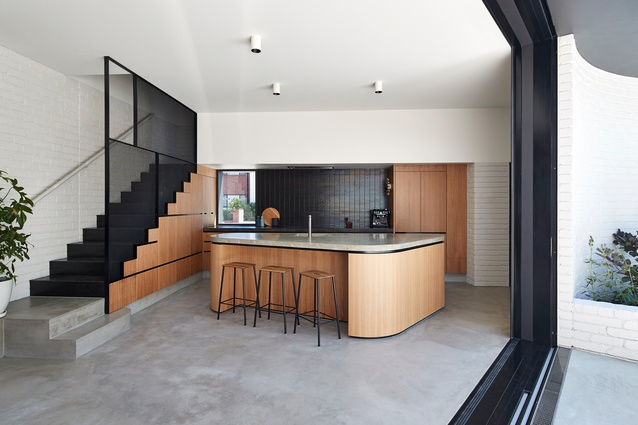 Perimeter House by Make Architecture.