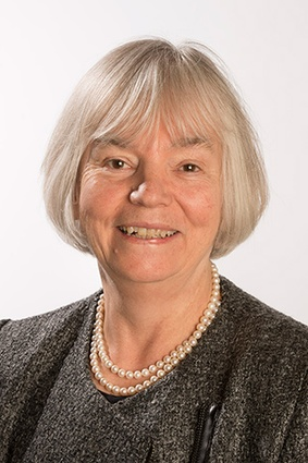 Professor Desley Luscombe.