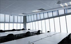 One of the general purpose classrooms.