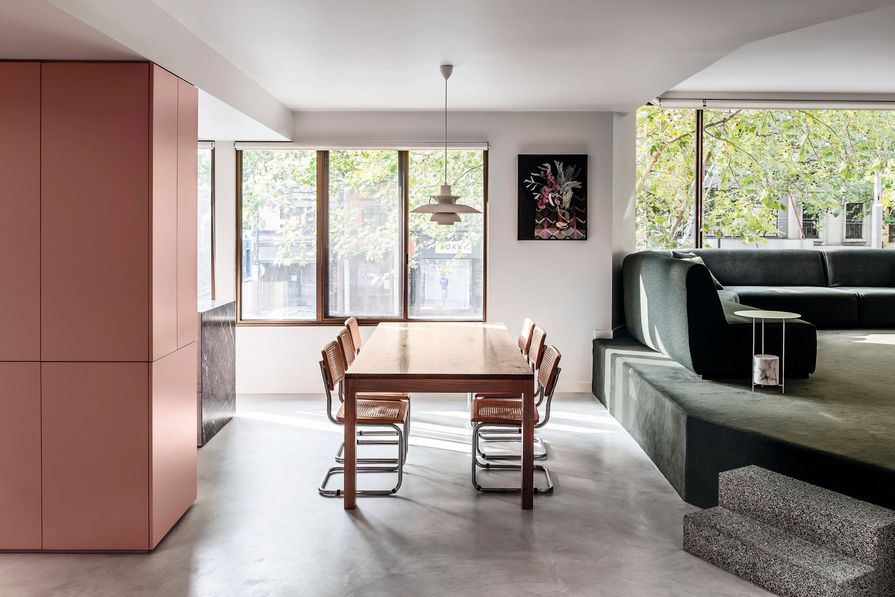 Bourke Street Apartment by Fowler and Ward.