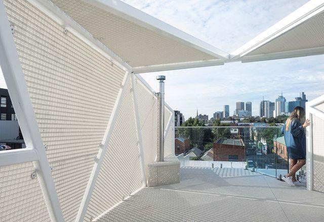 由Studio Edwards设计的天空亭。