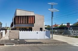 Social architecture: Coburg Townhouses