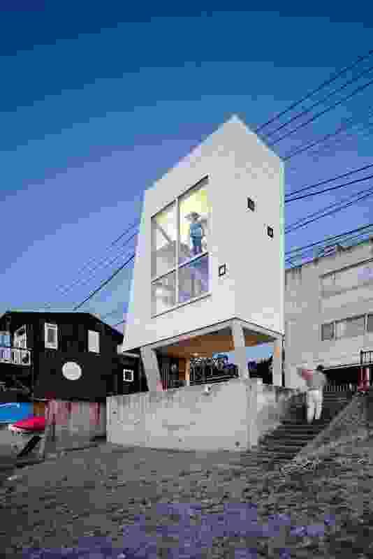 Window House by Yasutaka Yoshimura Architects.