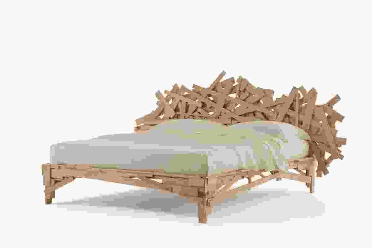 Favela bed by Fernando and Humberto Campana for Edra.