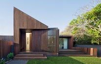 A contemporary angle: Humble House