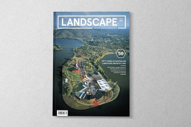 Landscape Architecture Australia issue 152, November 2016.