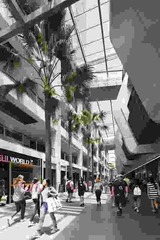 Chatswood Transport Interchange by Cox Richardson and DesignInc Joint Venture.