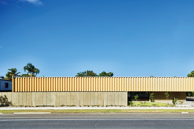 Cape York Partnership Offices by Kevin O'Brien Architects.
