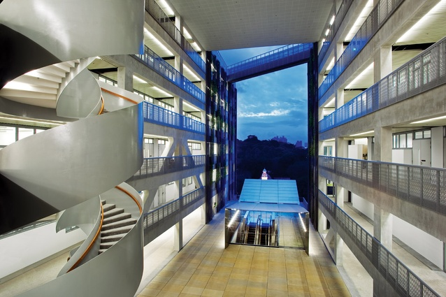 School Of The Arts Singapore By WOHA