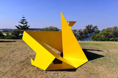 Sculpture by the Sea 2013: Ayako Saito, Grove.