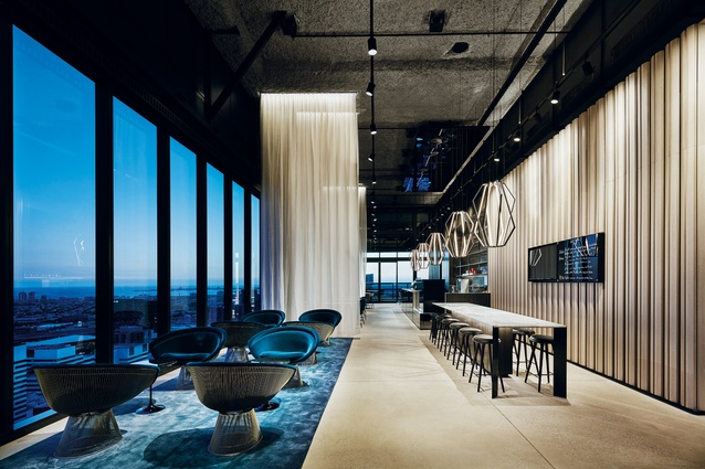 Corrs Chambers Westgarth by Bates Smart.