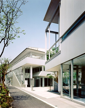 Hillside Terrace Complex by Maki and Associates.