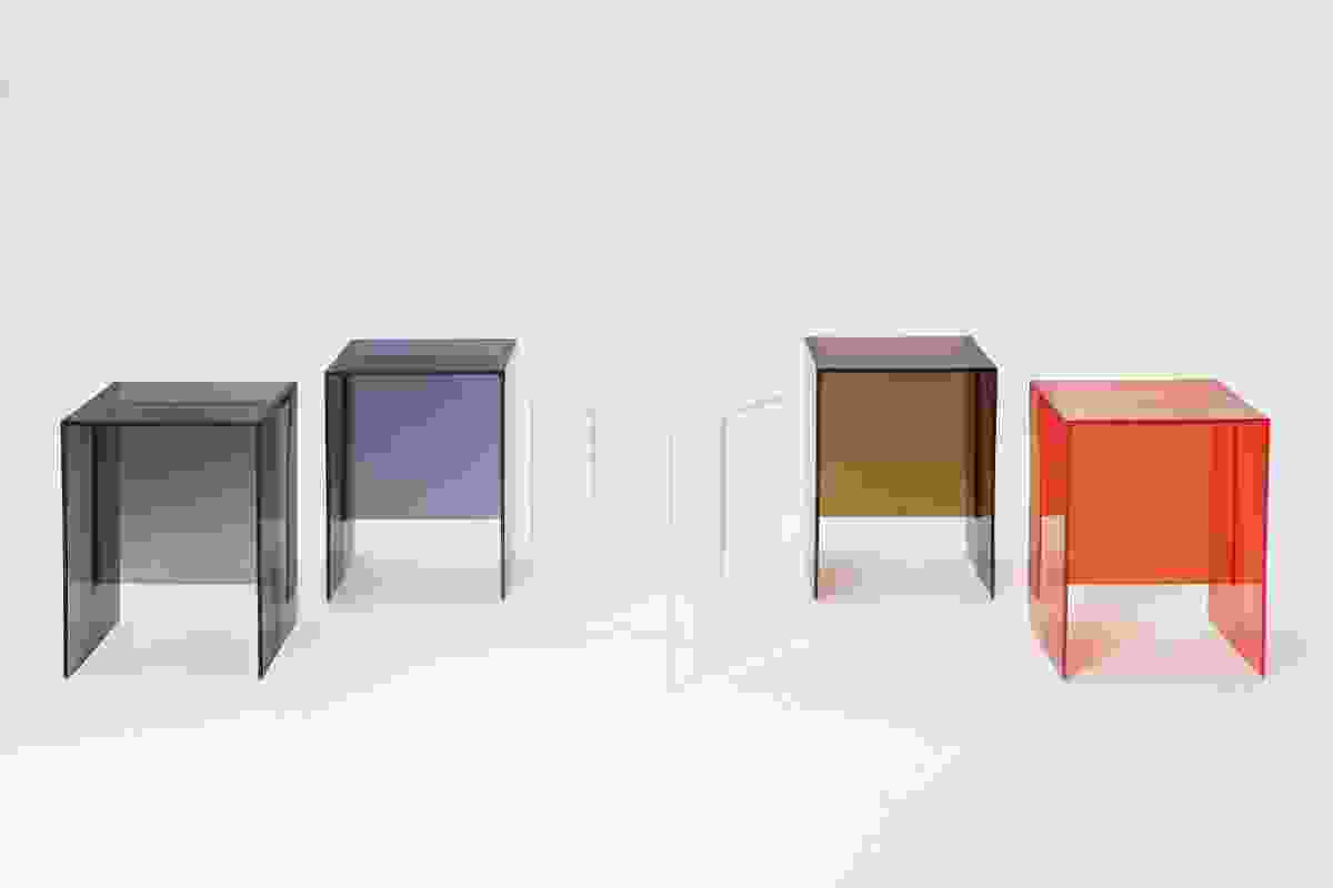 Max-Beam stool / small table.