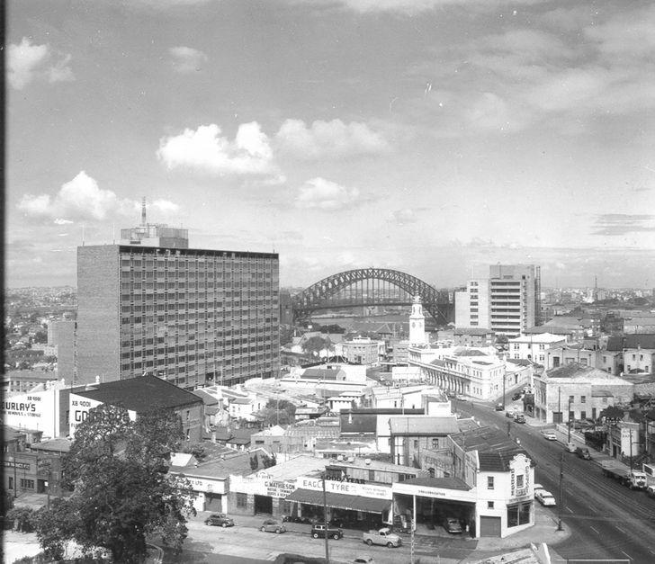 MLC Building, North Sydney by Bates Smart and McCutcheon /