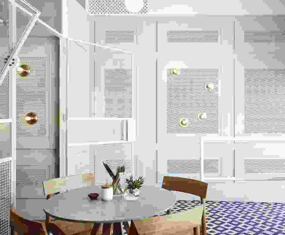 The Rabbit Hole - Organic Tea Bar by Matt Woods Design.