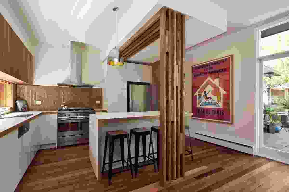 Nunawading Residence by Maxa Design.