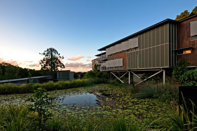 Viridian Village: Outrigger Resort by JMA Architects (Qld).