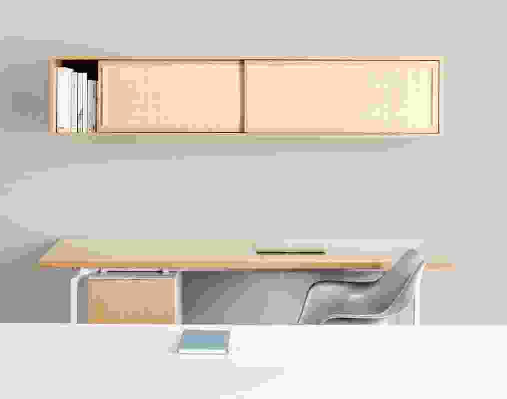 Antenna workspaces designed by Masamichi Udagawa and Sigi Moeslinger.
