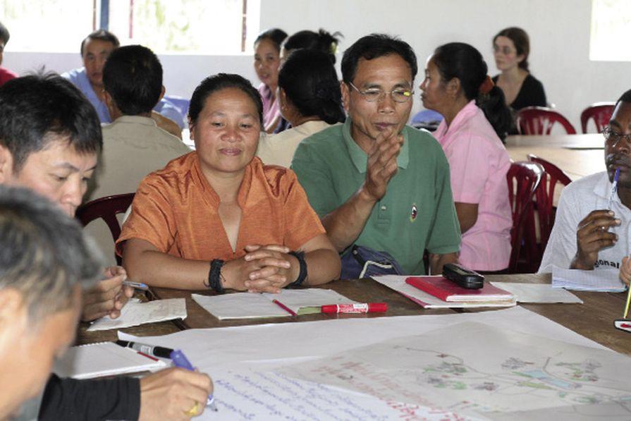 ViengXay Town Masterplan 2026 Lao PDR:  Hansen Partnership.
