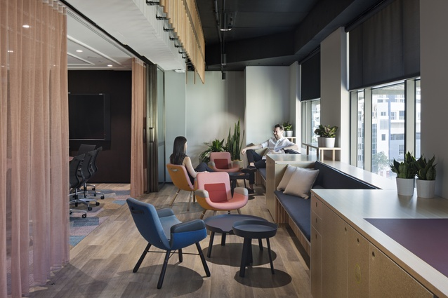 UnitingCare Queensland by Hassell.